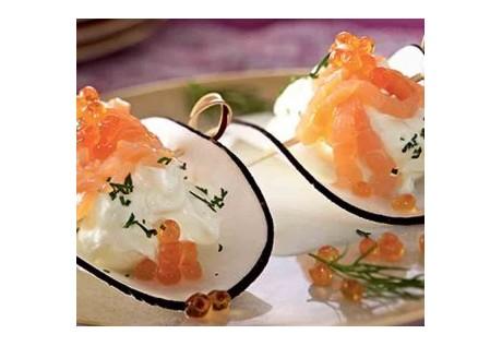 Sashimi de saumon - 20 pcs