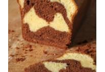 Cake marbré - 24 pcs
