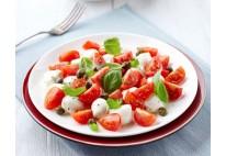 Salade de tomate & mozzarella - 12 pcs