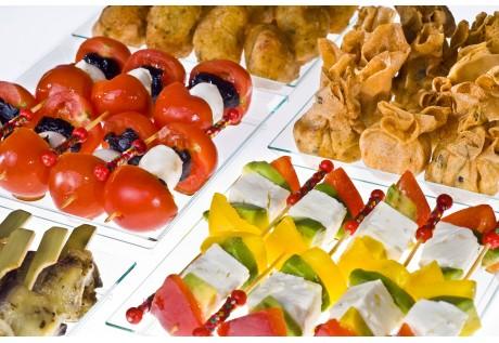 Cuisine du Marché des halles- 72 pcs