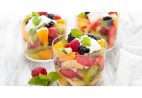 Dessert salade de fruit frais