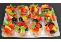 SALADE DE FRUITS FRAIS - 12 pcs