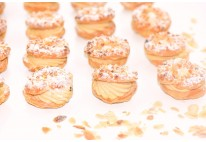 Mini Paris Brest tradition - 24 pcs